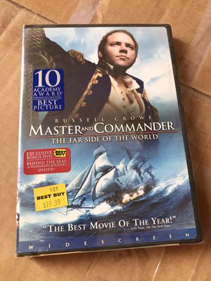 Master and Commander the Far side of the World by Russell Crowe for Sale in Bellflower, CA