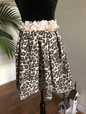 Sur La Table leopard print apron for Sale in Sarasota, FL