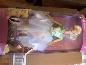 Tinker bell Barbie for Sale in Sterling, VA
