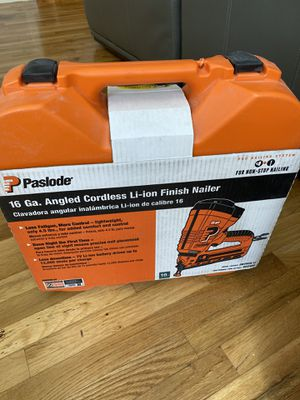 Paslode 16ga Cordless new in box for Sale in Staten Island, NY