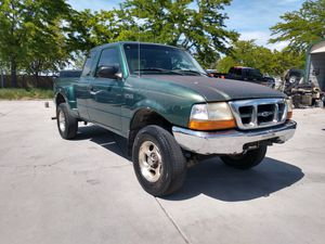 1999 FORD RANGER XLT WITH CALIFORNIA BED for Sale in Magna, UT