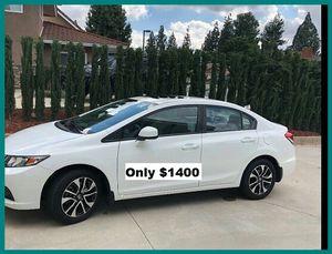 Price$1400 Honda Civic for Sale in Frederick, MD