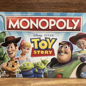 Disney's Monopoly Toy Story Edition for Sale in Las Vegas, NV