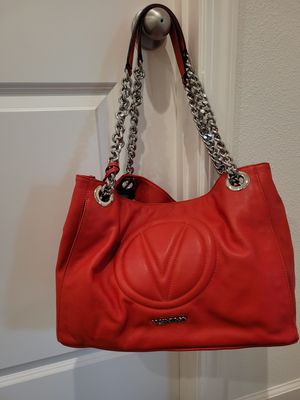 Valentino Leather Tote Bag for Sale in Madera, CA