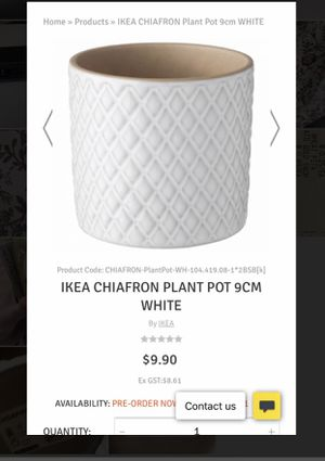 Plant pot for Sale in Washington, DC