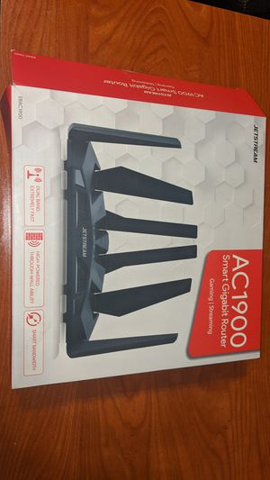 Jetstream AC1900 Dual Band Wi-Fi Router for Sale in Chicago, IL