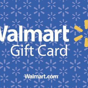 Walmart Merchandise Card for Sale in San Diego, CA