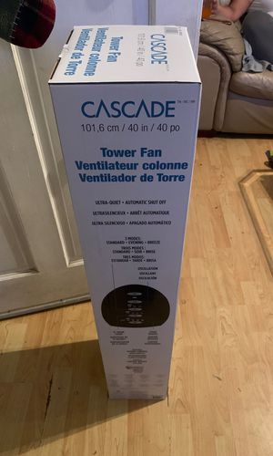 Cascade Tower fan for Sale in Los Angeles, CA