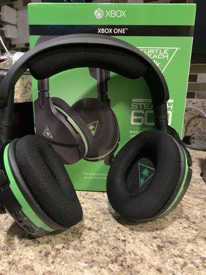 Turtle beach stealth 600 wireless headset for Sale in Murfreesboro, TN