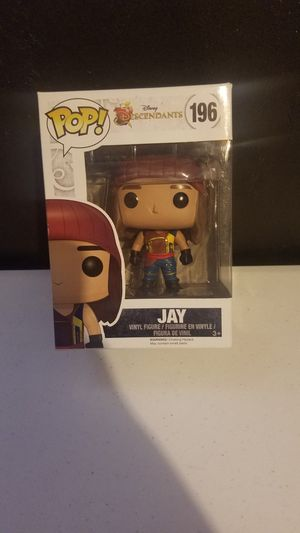 Disney Descendants Jay Funkopop for Sale in Phoenix, AZ