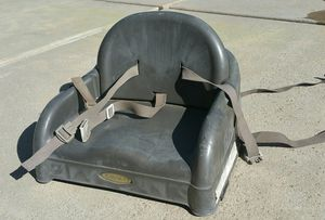 Graco strap to chair high booster kids seat for Sale in Moreno Valley, CA