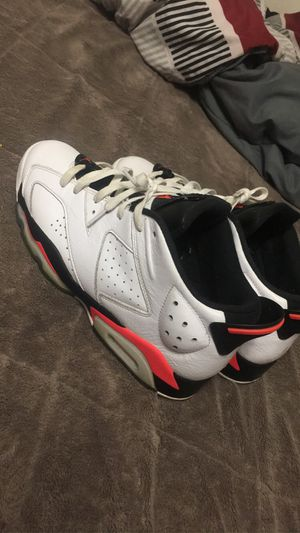 Jordan retro 6 for Sale in Wichita, KS