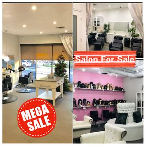 Salon business for sale for Sale in Arcadia, CA