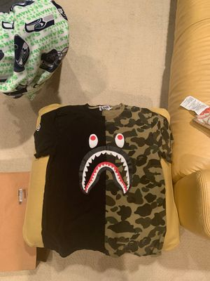 Camo Bape t shirt for Sale in Vancouver, WA