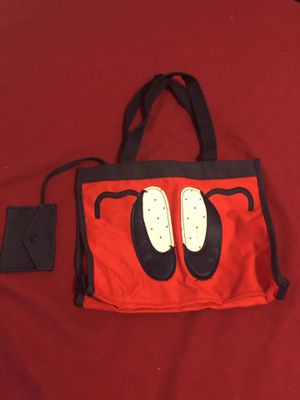 Vintage child's purse/tote with attached wallet for Sale in Mechanicsburg, PA