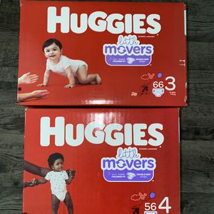 Huggies Little Movers for Sale in Fort Lauderdale, FL