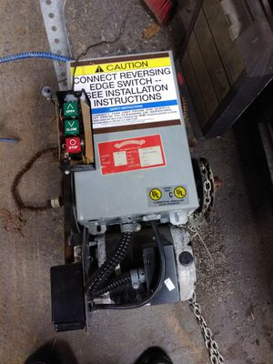 Over head garage door opener Motor for Sale in Columbus, OH