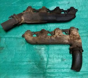 454 Big Block Chevy exhaust manifolds headers for Sale in Pleasant Hill, IA