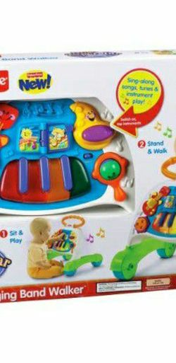 Baby Walker With Musical Games Brand New In Box for Sale in Queens,  NY