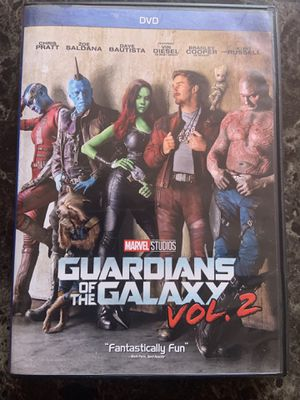 Guardians of the Galaxy Vol.2 DVD for Sale in Fremont, CA