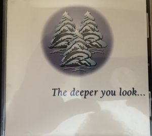 CD THE DEEPER YOU LOOK THE NUTCRACKER for Sale in New Britain, CT