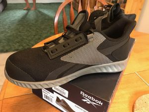 Brand new pair of men's Reebok Composite toe work shoes for Sale in Puyallup, WA