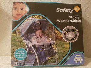 Stroller weather shield for Sale in Bismarck, ND