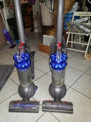 TWO DYSON DC50 VACUUMS for Sale in Boca Raton, FL