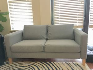 IKEA Karlstad Loveseat - Assembled for Sale in Washington, DC