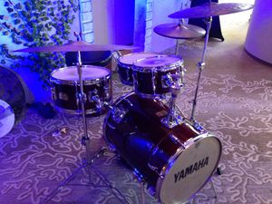 👉very rare👈 Yamaha hip gig drumset for Sale in Miami, FL