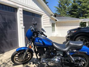 1996 Harley fxds dyna convertible for trade for Sale in Lynnwood, WA