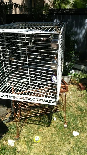 Big bird cage two hundred bucks for Sale in Martinez, CA