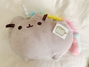 Rainbow Unicorn Pusheen Plushie for Sale in Torrance, CA
