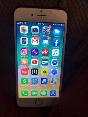Unlocked IPhone 6 for Sale in Florissant, MO