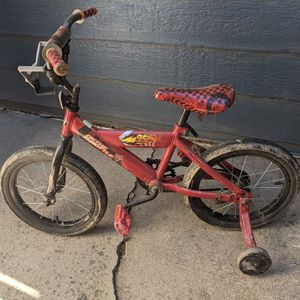 Boys Bike Good For A 5 Or 6 Year Old for Sale in Arvada, CO