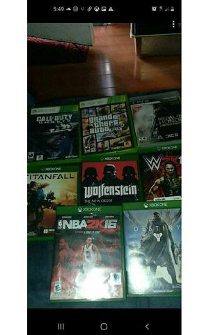 Xbox games for Sale in Lomita, CA