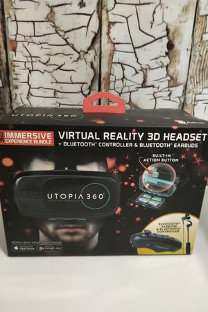 Virtual Reality Headset for Sale in Denver, CO