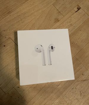 Apple AirPod 2nd gen for Sale in Hilliard, OH