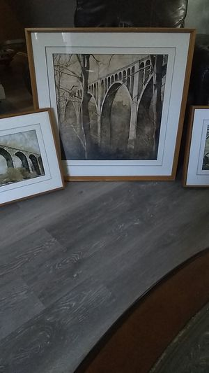 Contemporary 3-piece pictures for Sale in San Jose, CA