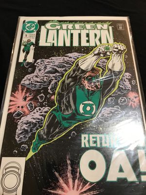 Green lantern #5 1990 for Sale in Clarksburg, WV