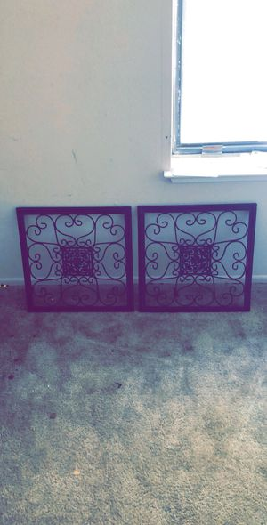 Wall decor....can be spray painted any color! for Sale in Nashville, TN
