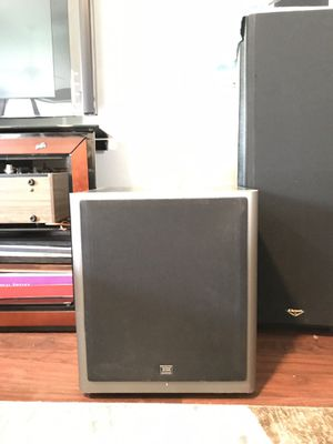 Powered Subwoofer for Sale in Katy, TX