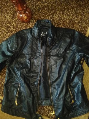 Leather jacket for Sale in Fort Worth, TX