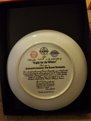 Collector Rockwell Plates for Sale in San Diego, CA