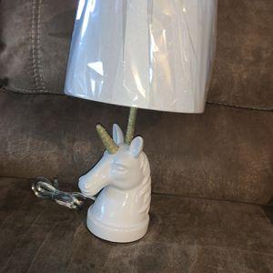 Unicorn Lamp for Sale in La Vergne, TN