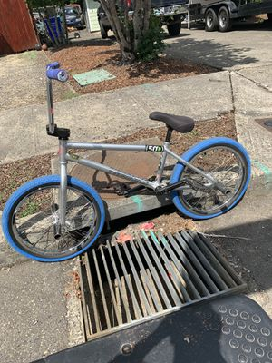 Bmx bike for Sale in Wood Village, OR