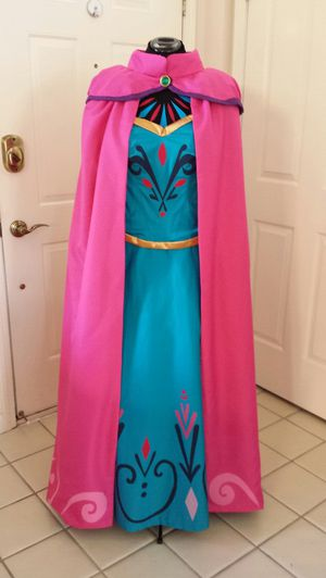 Elsa's coronation dress for Sale in Oakley, CA