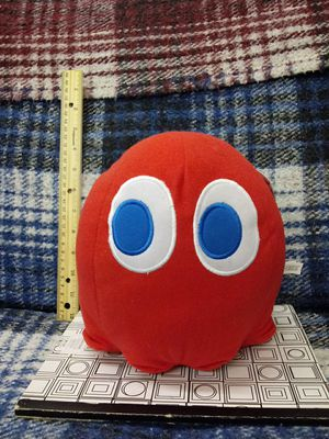 Used, Pac Man Ghost Plush (NEW) for Sale for sale  El Paso, TX