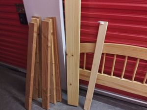Bunk beds hardware and matress for Sale in Colorado Springs, CO