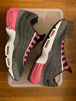 """NIKE AIR MAX 95 TAPE """"PINK FOIL 3M"""" SZ 11.5 for Sale in Washington, DC"""